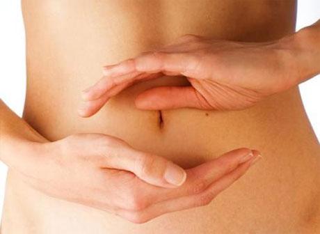 Evitar un vientre hinchado