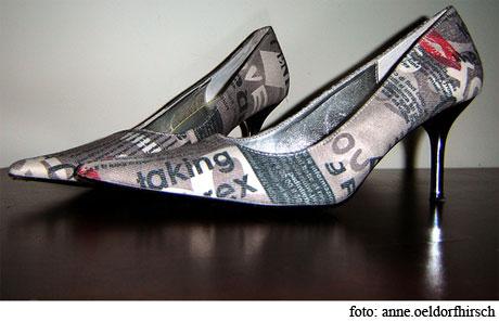 Comprarnos el calzado