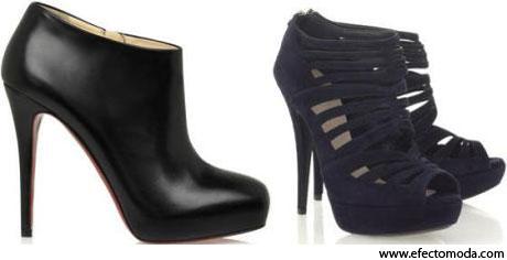 zapatos tacón negro 2